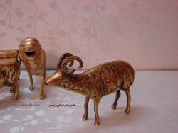 قیمت مجسمه حیوانات برنجی