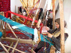 توسعه صنایع دستی در روستا