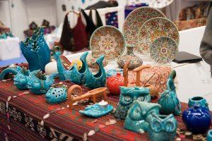 فروش صنایع دستی در خارج از کشور