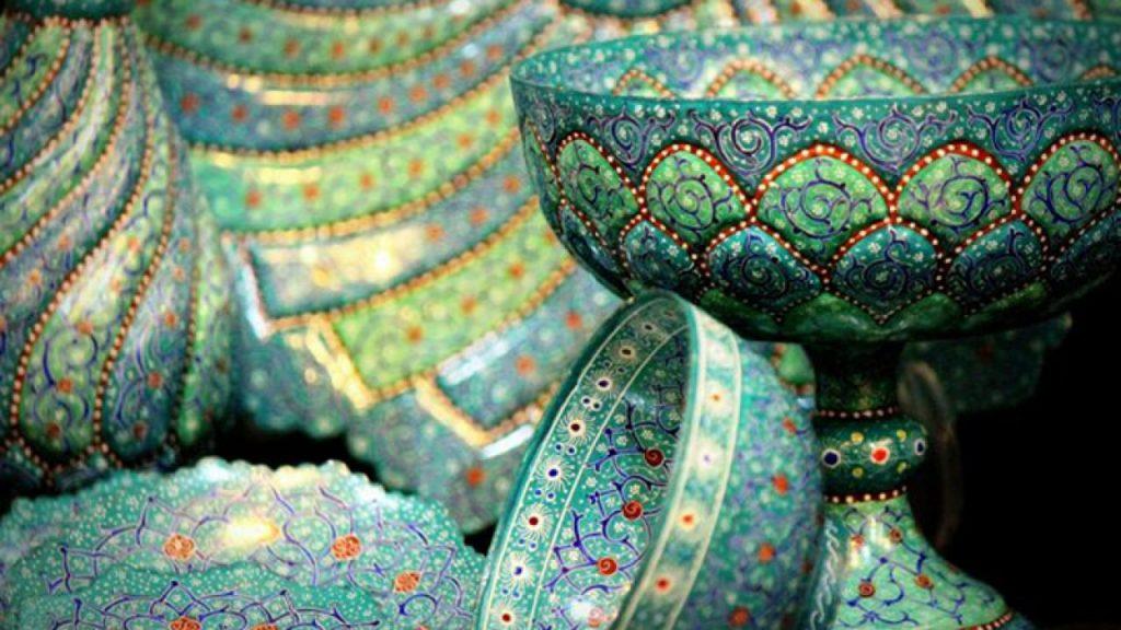 آشنایی با صنایع دستی اصفهان